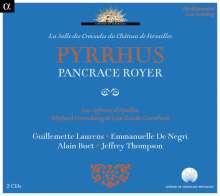 Joseph-Nicolas-Pancrace Royer (1705-1755): Pyrrhus, 2 CDs
