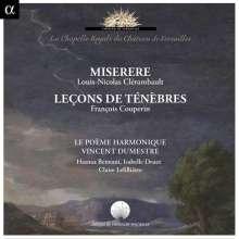 Louis-Nicolas Clerambault (1676-1749): Miserere, CD