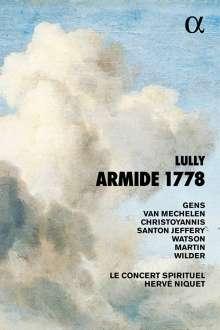 Jean-Baptiste Lully (1632-1687): Armide 1778, 2 CDs