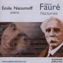 Gabriel Faure (1845-1924): Nocturnes Nr.1-13, 2 CDs