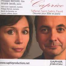 Philippe Bernold & Ariane Jacob - Caprice, CD
