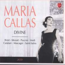Maria Callas - Divine, 2 CDs