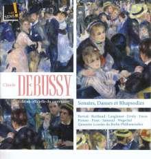 Claude Debussy (1862-1918): Kammermusik, CD