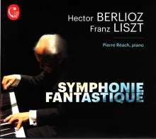 Hector Berlioz (1803-1869): Symphonie fantastique (Klavierfassung von Franz Liszt), CD