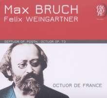 Max Bruch (1838-1920): Septett op.posth., CD