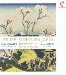 Andre Navarra & Annie d'Arco - Les Melodies Du Japon, CD