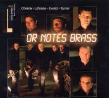 Or Notes Brass, CD