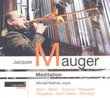 """Musik für Posaune & Orgel """"Meditation"""", CD"""