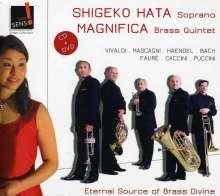 Shigeko Hata - Eternal Source of Brass Divine, 2 CDs