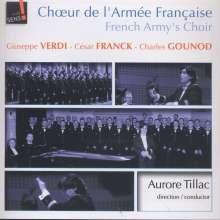 Choeur de l'Armee Francaise, CD