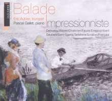 """Musik für Trompete & Klavier """"Balade Impressionniste"""", CD"""