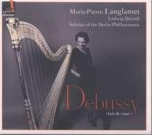 Marie-Pierre Langlamet - Debussy, CD