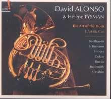 "Musik für Horn & Klavier ""The Art of the Horn"", CD"