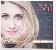 Daniela Koch & Oliver Triendl - Werke für Flöte & Klavier, CD