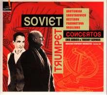Soviet Trumpet Concertos, CD