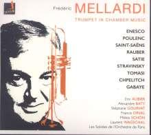 Frederic Mellardi - Trumpet in Chamber Music, CD