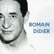 Romain Didier: L'Essentiel, CD