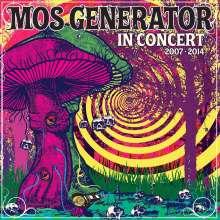 Mos Generator: In Concert 2007 - 2014, 2 LPs