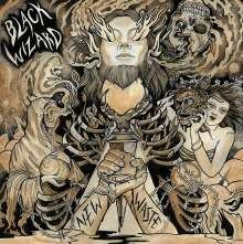 Black Wizard: New Waste, CD