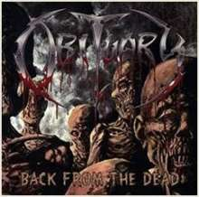 Obituary: Back From The Dead (Limited-Edition) (Red Vinyl), LP