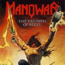 Manowar: The Triumph Of Steel, 2 LPs