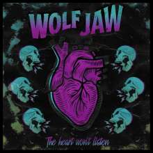 Wolf Jaw: The Heart Won't Listen, CD