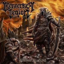 Berzerker Legion: Obliterate The Weak (Limited Edition) (Red Vinyl), LP