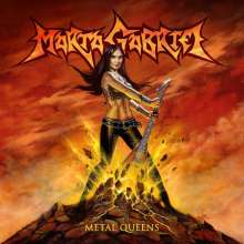 Marta Gabriel: Metal Queens, CD