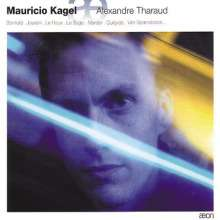 """Mauricio Kagel (1931-2008): """"Rrrrrr.."""" (arr. für 2 Klaviere und Klavier 4-händig), CD"""
