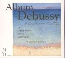 Claude Debussy (1862-1918): Album Debussy - Le compositeur et ses interpretes, 3 CDs