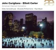 John Corigliano (geb. 1938): Klarinettenkonzert, CD