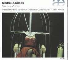 Ondrej Adamek (geb. 1979): Sinuous Voices, CD