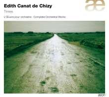 Edith Canat de Chizy (geb. 1950): Times, CD