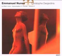 Emmanuel Nunes (1941-2012): Improvisation II - Portrait für Viola, CD
