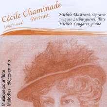 "Cecile Chaminade (1857-1944): Kammermusik ""Portrait"", CD"