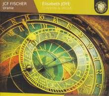 Johann Caspar Ferdinand Fischer (1656-1746): Musicalischer Parnassus (Ausz.), CD