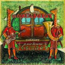 Les Ogres De Barback: Comment Je Suis Devenu Voyageur (Limited-Edition) (Green Vinyl), 2 LPs