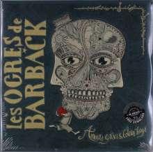 Les Ogres De Barback: Amours Grises Et Coleres Rouges, 2 LPs