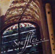 Marie-Agnes Martineau: Souffles, CD