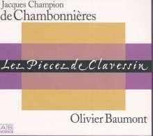 Jacques Chambonnieres (1601-1672): Les Pieces de Clavessin (Heft 1 & 2), 2 CDs