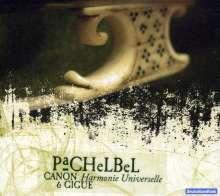 Johann Pachelbel (1653-1706): Musikalische Ergötzung für 2 Violinen & Bc Nr.1-6, CD