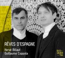 Herve Billaut & Guillaume Coppola - Reves D'Espagne, CD