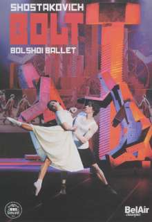 Bolshoi Ballett:Der Bolzen (Schostakowitsch), DVD