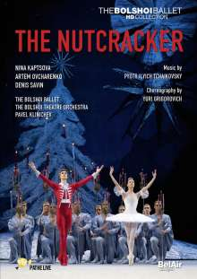 Bolschoi Ballett:Der Nussknacker (Tschaikowsky), DVD