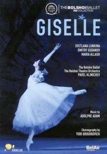 Bolshoi Ballett:Giselle, DVD