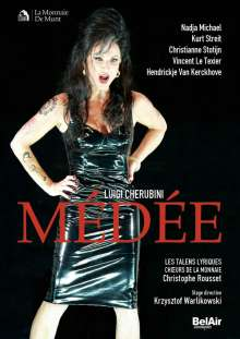 Luigi Cherubini (1760-1842): Medea (in frz.Spr.), 2 DVDs
