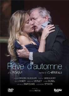 Reve D'Automne (2011), DVD