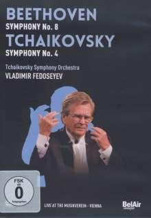 Ludwig van Beethoven (1770-1827): Symphonie Nr.8, DVD
