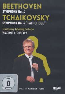 Ludwig van Beethoven (1770-1827): Symphonie Nr.4, DVD