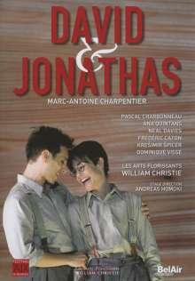 Marc-Antoine Charpentier (1643-1704): David & Jonathas, DVD